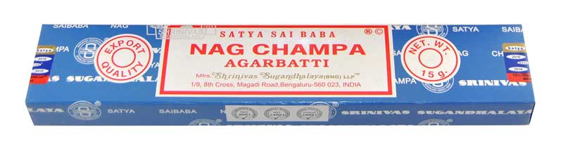 incense Nag Champa